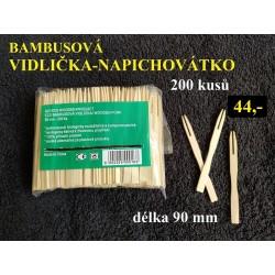 BAMBUSOVÁ VIDLIČKA -...