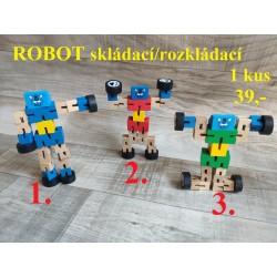 SKLÁDACÍ ROBOTI