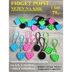 FIDGET POPIT- nejen na krk